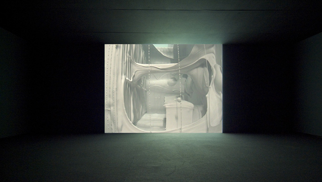 Placebo installation view by Saskia Olde Wolbers