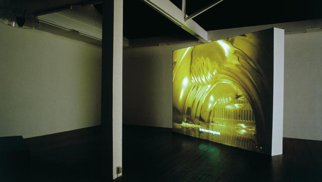 Kilowatt Dynasty installation view by Saskia Olde Wolbers