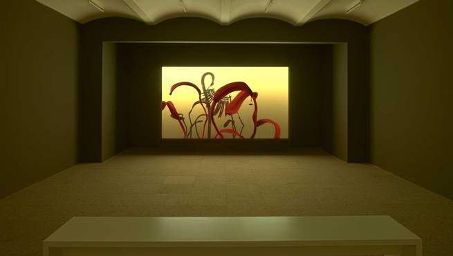 Pareidolia installation view by Saskia Olde Wolbers